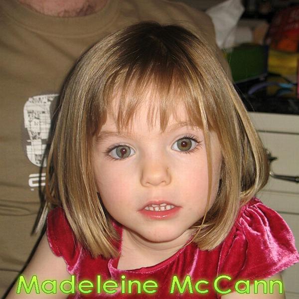 Misteri Hilangnya Madeleine McCann